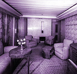 Queen Mary Stateroom Guest Ghost Reports